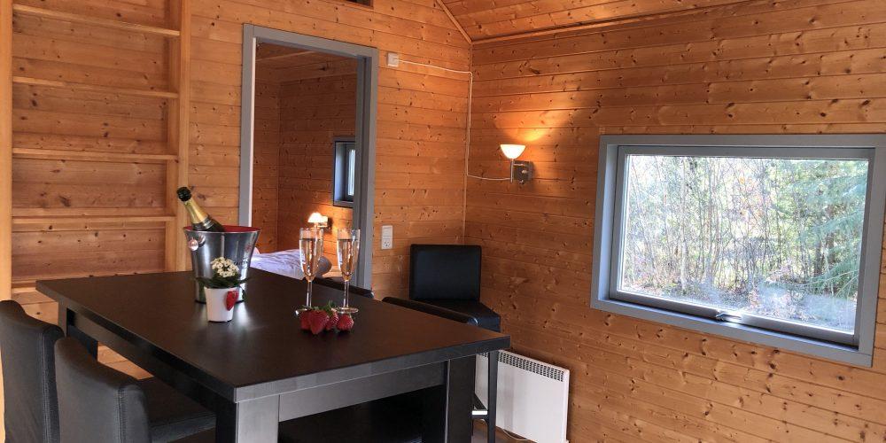 Premium hytte